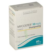 Mycoster 10 Mg/g Shampooing Fl/60ml à MONTEUX