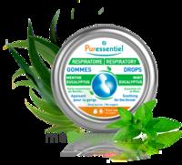 Puressentiel Respiratoire Gommes Menthe-Eucalyptus Respiratoire - 45 g à MONTEUX
