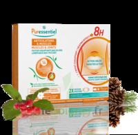 Puressentiel Articulations & Muscles Patchs Chauffants Articulations & Muscles aux 14 Huiles Essentielles Bas du dos - 2 Patchs à MONTEUX