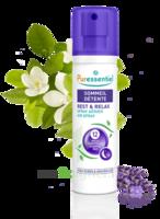 Puressentiel Sommeil - détente Spray Aérien Sommeil Détente aux 12 Huiles Essentielles - 200 ml à MONTEUX