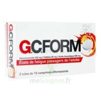 Gcform, Comprimé Effervescent à MONTEUX