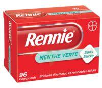 Rennie Sans Sucre, Comprimé à Croquer à MONTEUX