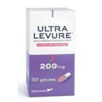 Ultra-levure 200 Mg Gélules Fl/30 à MONTEUX