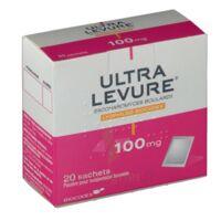 Ultra-levure 100 Mg Poudre Pour Suspension Buvable En Sachet B/20 à MONTEUX