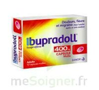 Ibupradoll 400 Mg Caps Molle Plq/10 à MONTEUX