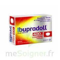 Ibupradoll 400 Mg, Comprimé Pelliculé à MONTEUX