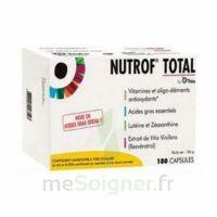 Nutrof Total Caps Visée Oculaire B/180 à MONTEUX