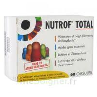 Nutrof Total Caps visée oculaire B/60 à MONTEUX