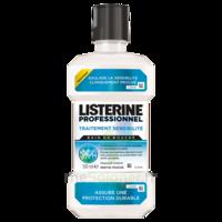 Listerine Professionnel Bain bouche traitement sensibilité 500ml à MONTEUX