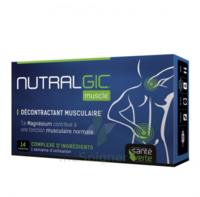 Nutralgic Muscle Comprimés décontractant musculaire B/14 à MONTEUX