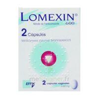 Lomexin 600 Mg Caps Molle Vaginale Plq/2 à MONTEUX