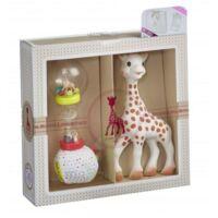 Sophie La Girafe Coffret Girafe + Macaras à MONTEUX