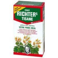 Ernst Richter's Tisane poids idéal 20 Sachets à MONTEUX