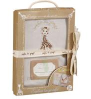 Sophie la girafe So'pure Protège carnet de santé à MONTEUX