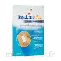 Tegaderm + Pad, 5 Cm X 7 Cm , Bt 5 à MONTEUX