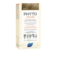 Phytocolor Kit coloration permanente 9 Blond très clair à MONTEUX
