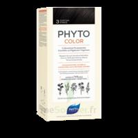 Phytocolor Kit coloration permanente 3 Châtain foncé à MONTEUX
