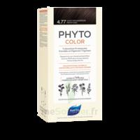 Phytocolor Kit coloration permanente 4.77 Châtain marron profond à MONTEUX