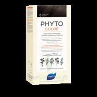 Phytocolor Kit coloration permanente 5 Châtain clair à MONTEUX
