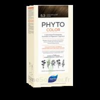 Phytocolor Kit coloration permanente 5.3 Châtain clair doré à MONTEUX