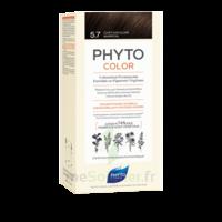 Phytocolor Kit coloration permanente 5.7 Châtain clair marron à MONTEUX