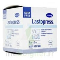 Lastopress® bande de compression cohésive 10 cm x 3,5 mètres - coloris blanc à MONTEUX
