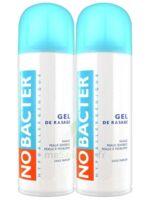 Nobacter Gel de rasage peau sensible 2*150ml à MONTEUX