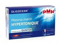 PMH Plasma Marin Hypertonique Solution buvable revitalisant 20 Ampoules/15ml à MONTEUX