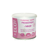 Florgynal Probiotique Tampon Périodique Sans Applicateur Normal B/22 à MONTEUX