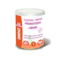 Florgynal Probiotique Tampon périodique avec applicateur Mini B/9 à MONTEUX