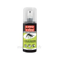 Cinq sur Cinq Zones Tempérées Lotion anti-moustique 100ml à MONTEUX