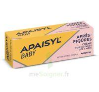 Apaisyl Baby Crème irritations picotements 30ml à MONTEUX