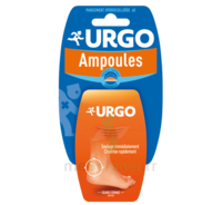 Urgo Ampoule Pansement seconde peau talon B/5 à MONTEUX