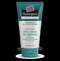 Neutrogena Crème pieds très secs et abîmés T/150ml à MONTEUX