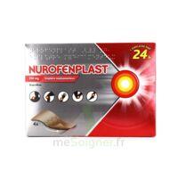 Nurofenplast 200 Mg Emplâtre Médic 4sach à MONTEUX