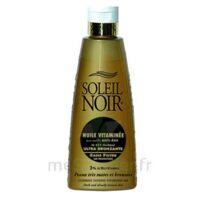 SOLEIL NOIR Huile vitaminée ultra bronzante Fl/150ml à MONTEUX