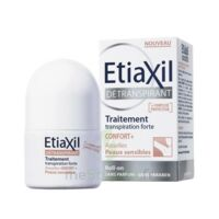 ETIAXIL AISSELLES Déodorant confort + Roll-on/15ml à MONTEUX