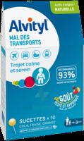 Alvityl Sucette Mal Des Transports B/10 à MONTEUX