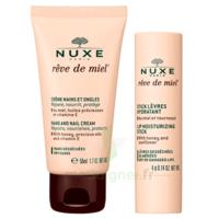 Rêve de Miel Crème Mains et Ongles + Stick Lèvres Hydratant à MONTEUX
