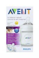 Avent Natural Biberon 125 Ml 0 Mois Et + à MONTEUX
