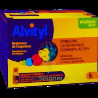 Alvityl Resist Solution buvable 8 Fioles à MONTEUX