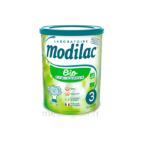 Modilac Bio Croissance Lait en poudre B/800g à MONTEUX