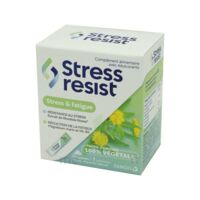 Stress Resist Poudre Stress & fatigue 30 Sticks
