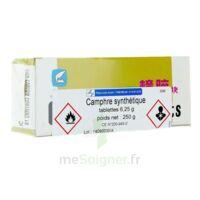 Cooper Camphre tablettes 250g à MONTEUX