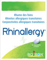 Boiron Rhinallergy Comprimés B/40 à MONTEUX