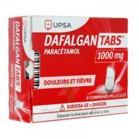 Dafalgantabs 1 G Cpr Pell Plq/8 à MONTEUX