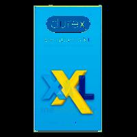 DUREX COMFORT XXL Préservatif lubrifié B/10 à MONTEUX