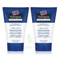 Neutrogena Crème mains hydratante concentrée 2T/50ml à MONTEUX