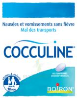 Boiron Cocculine Comprimés Orodispersibles B/40 à MONTEUX